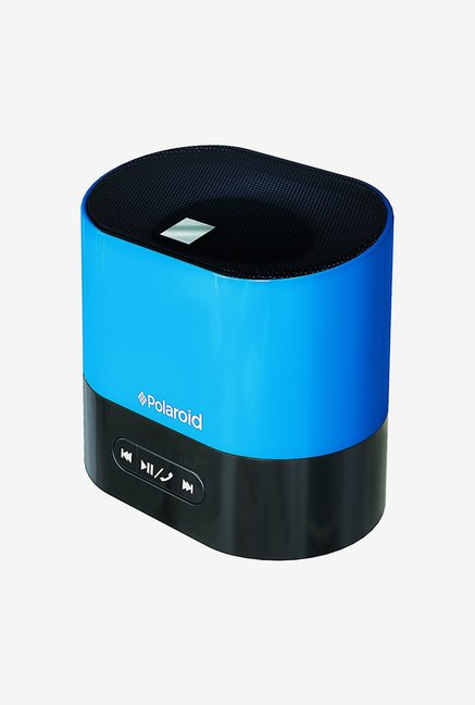 Polaroid PBT502BL Universal Bluetooth Mini Speaker (Blue)