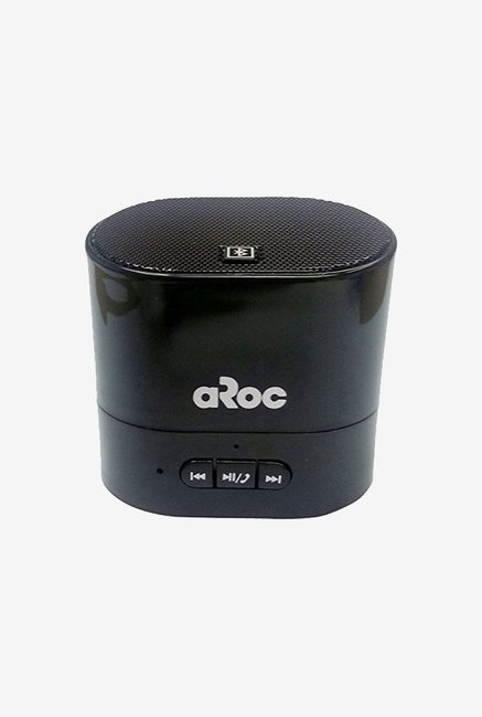 Aroc Electronics BTS-600 Bluetooth Speaker (Black)