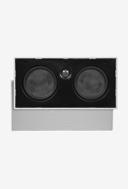 Monoprice 106317 2-Way Center Speaker (Silver)