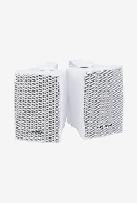 Monoprice 106970 2-Way Speaker (White)