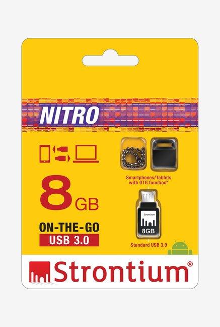 Strontium OTG Nitro 8GB USB 3.0 Pen Drive