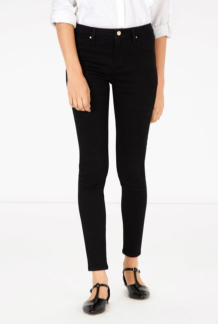 Warehouse Black Skinny Fit Jeans