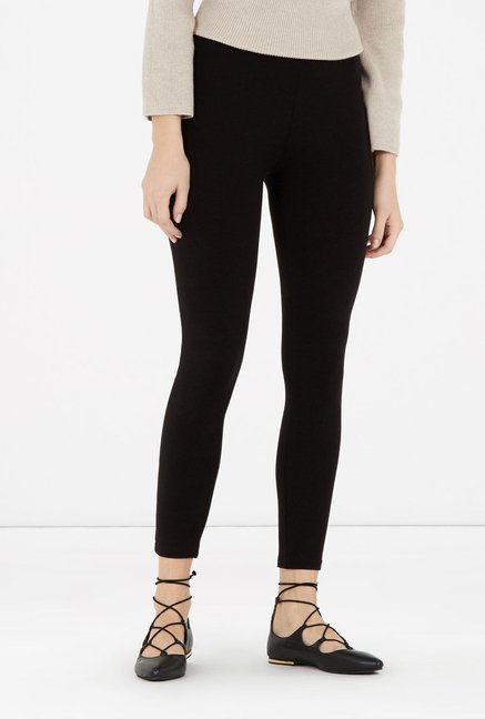 Warehouse Black Skinny Fit Leggings