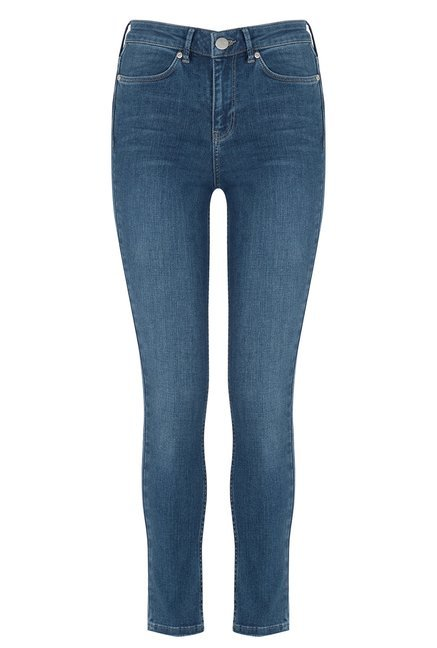Oasis Blue Skinny Fit Jeans