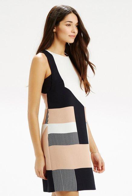 Oasis Multicolor Shift Dress