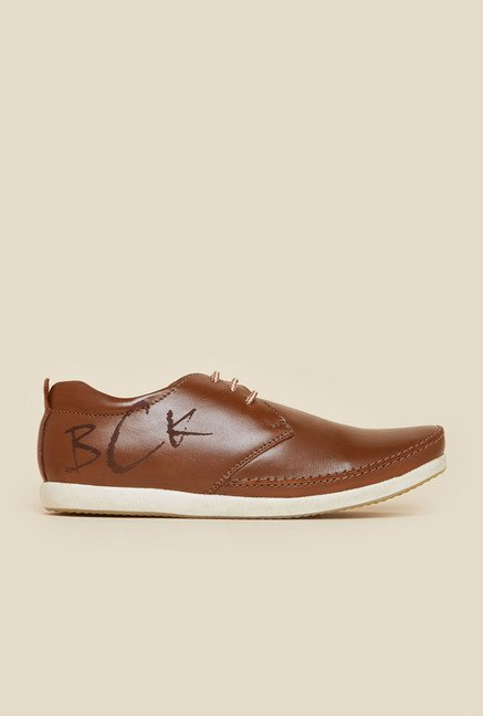 Buckaroo Tan Melania Shoes