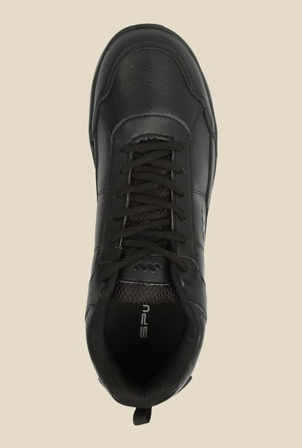 Spunk Champ Black Sneakers