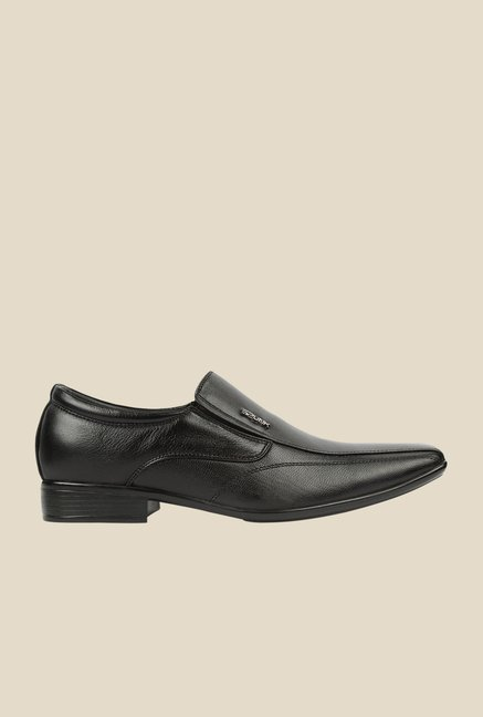 Spunk Lloyd Black Formal Slip-Ons