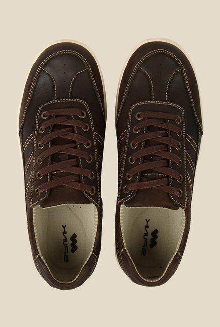 Spunk Flint Coffee Sneakers