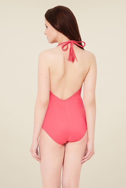 Amante Coral One Piece Swimwear