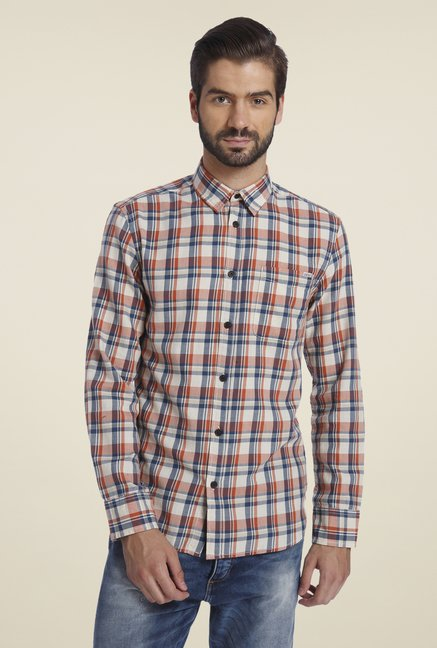 Jack & Jones Multicolor Checked Shirt