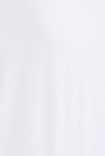 Jack & Jones White Cotton Shirt