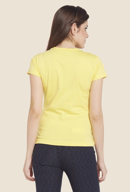 Globus Yellow Solid Top