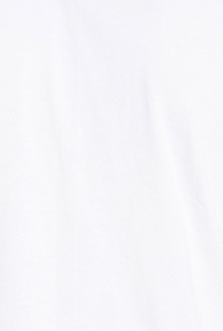 Globus White Printed T Shirt