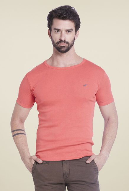 Globus Coral Solid T Shirt