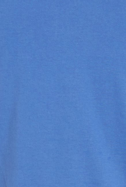 Globus Blue Printed T Shirt