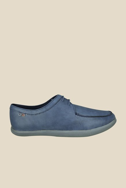 Arrow Blue Casual Shoes