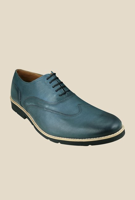 Arrow Navy Oxford Shoes