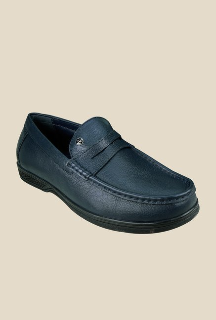 Arrow Navy Formal Slip-Ons