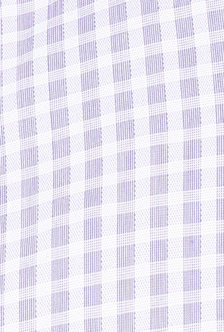 Turtle Purple Checks Shirt