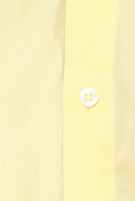 Turtle Yellow Solid Shirt