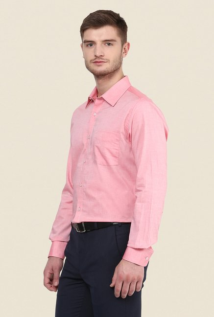 Turtle Pink Solid Shirt