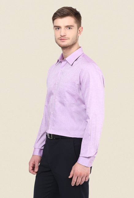 Turtle Lavender Solid Shirt