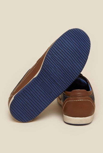 Buckaroo Trenton Tan Casual Shoes