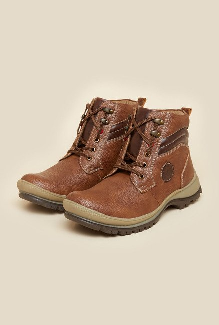 BCK by Buckaroo Horad Tan Boots