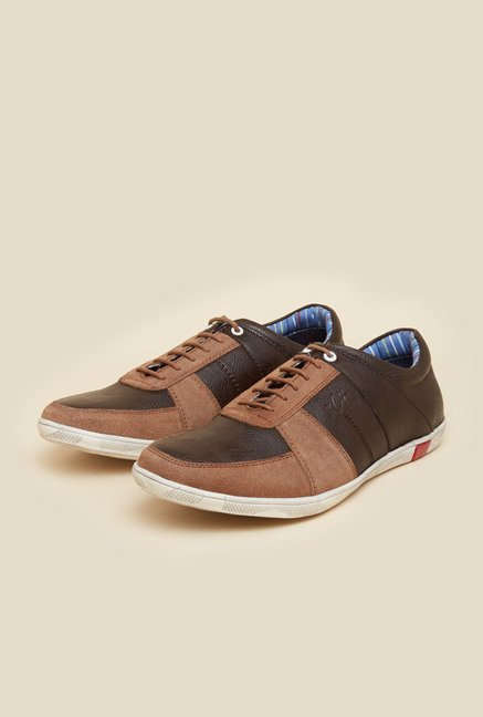 BCK by Buckaroo Vito Brown Casual Shoes