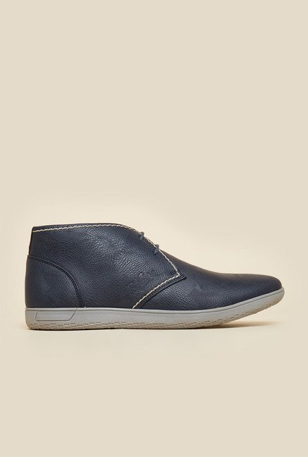 BCK by Buckaroo Amado Blue Ankle Length Shoes