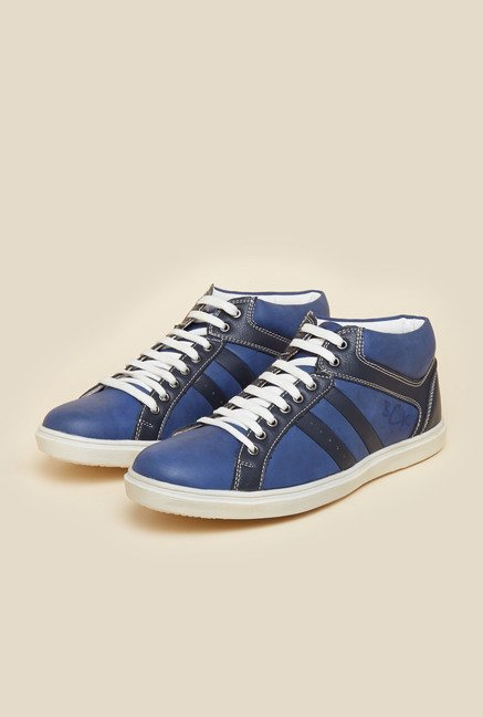 BCK by Buckaroo Blaas Blue Casual Shoes