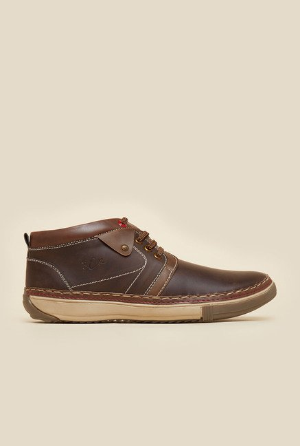 BCK by Buckaroo Hillar Brown Casual Shoes