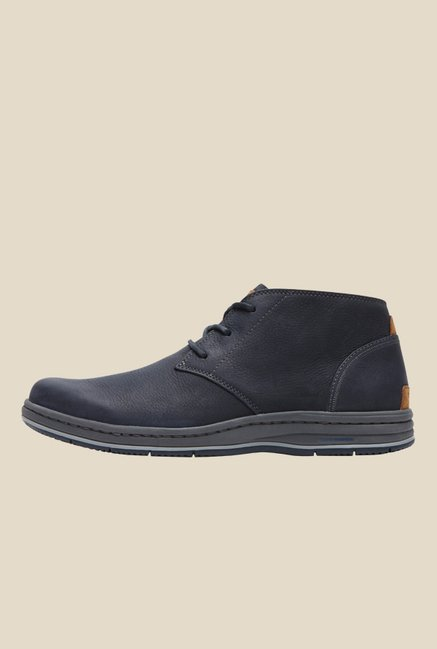 Rockport Weekend Retreat Navy Chukka Shoes