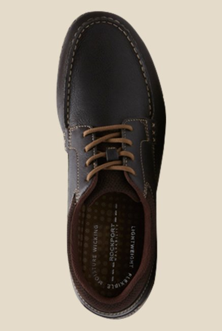 Rockport Zonecush RocSports Lite Brown Shoes