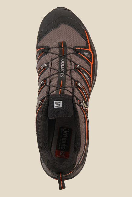 Salomon X-Ultra Autobahn & Black Sports Shoes