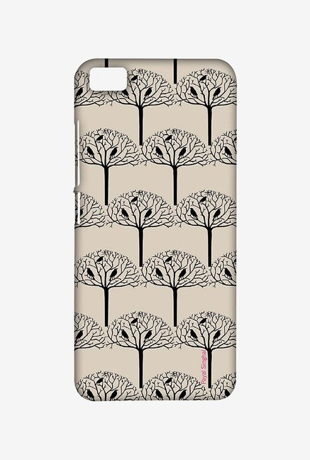 Macmerise XACM5SPS0020 Payal Singhal Crow Tree Sublime Case for Xiaomi Mi5
