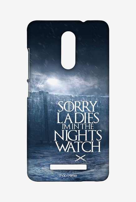 Macmerise XACN3SMI0548 Nights Watch Sublime Case for Xiaomi Redmi Note 3