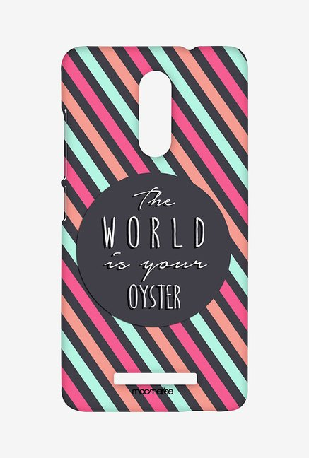 Macmerise XACN3SMI0062 Oyster Sublime Case for Xiaomi Redmi Note 3