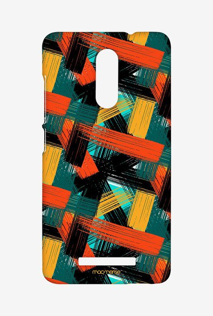 Macmerise XACN3SMI0554 Paint Strokes Sublime Case for Xiaomi Redmi Note 3