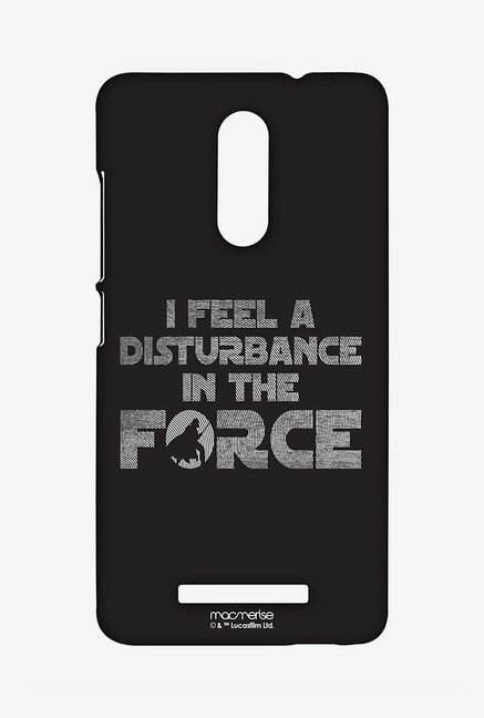 Macmerise XACN3SSW0134 Disturbance in the Force Sublime Case for Xiaomi Redmi Note 3