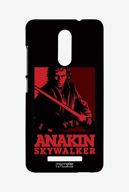 Macmerise XACN3SSW0158 Iconic Anakin Sublime Case for Xiaomi Redmi Note 3
