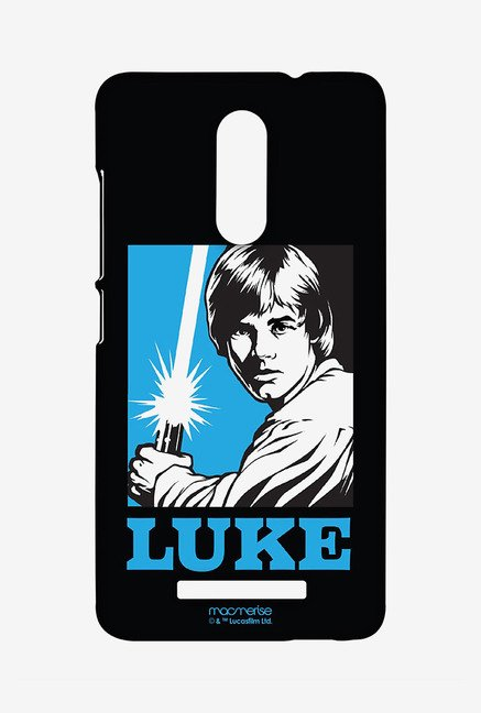 Macmerise XACN3SSW0176 Iconic Luke Sublime Case for Xiaomi Redmi Note 3