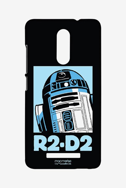 Macmerise XACN3SSW0182 Iconic R2D2 Sublime Case for Xiaomi Redmi Note 3