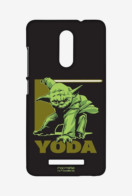 Macmerise XACN3SSW0194 Iconic Yoda Sublime Case for Xiaomi Redmi Note 3