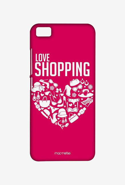 Macmerise XACM5SMI0524 Love Shopping Sublime Case for Xiaomi Mi5