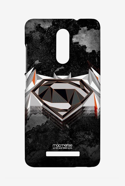 Macmerise XACN3SBS0044 Men of Steel Sublime Case for Xiaomi Redmi Note 3