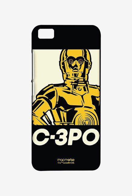 Macmerise XACM5SSW0164 Iconic C3PO Sublime Case for Xiaomi Mi5