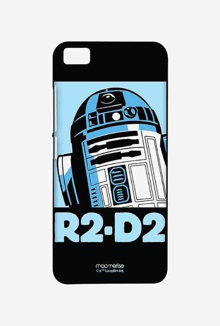 Macmerise XACM5SSW0182 Iconic R2D2 Sublime Case for Xiaomi Mi5