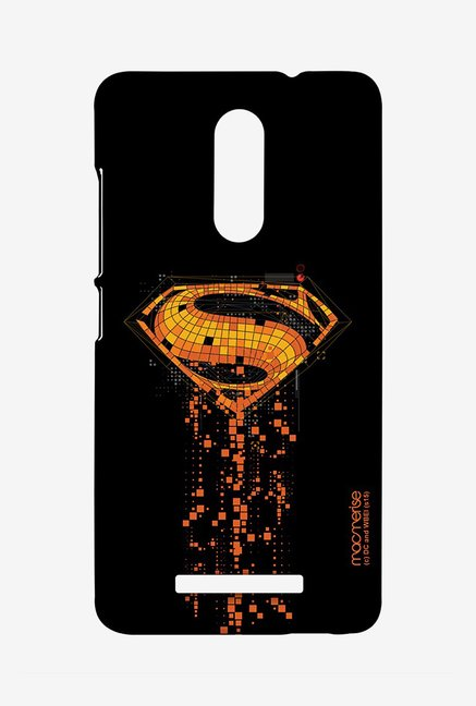 Macmerise XACN3SBS0098 Superman Mosiac Sublime Case for Xiaomi Redmi Note 3